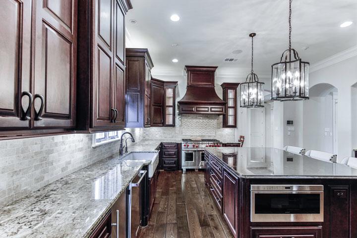 Houston Kitchen Remodeling - Custom Kitchen Builder | Cason Graye Homes
